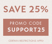 Save with promo code SUPPORT25